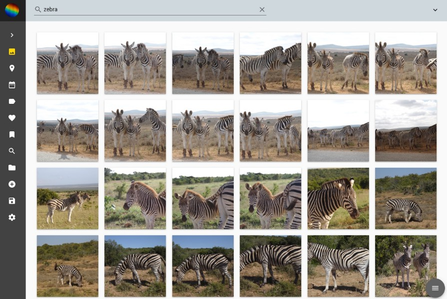 Personal photo management powered by Go and Google TensorFlow