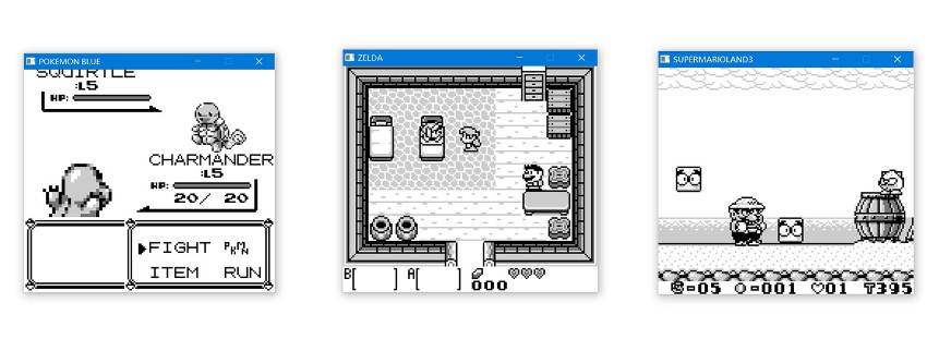 A Gameboy emulator written in go for learning purposes